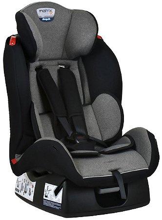 Cadeira para Carro Matrix Evolution K (até 25 kg) - Cinza - Burigotto