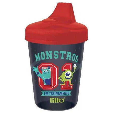 Copo Anti-Vazamento 207ml (+6M) - Monstros S.A. - Disney - Lillo