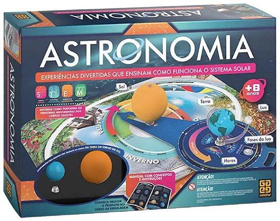 Kit Atividades De Ciências Astronomia - Grow