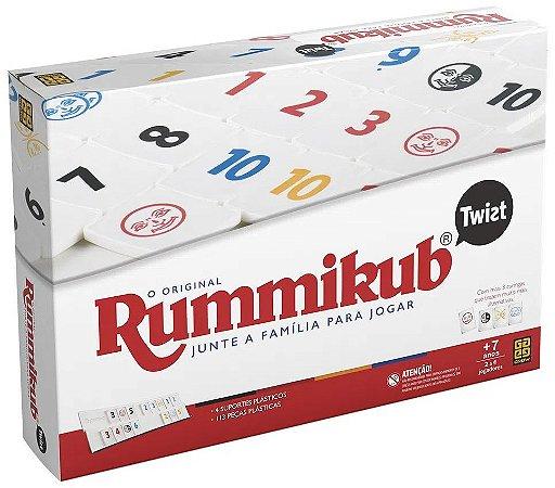Jogo Rummikub Twist (+7 anos) - Grow