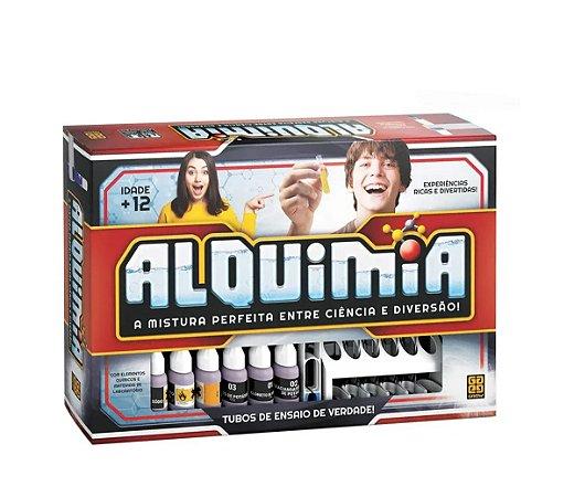 Jogo Alquimia com 70 Experiências (+12 anos) - Grow