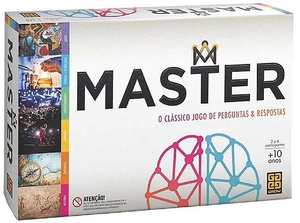 Jogo de Tabuleiro Master - Grow