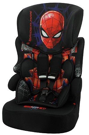 Cadeira para Auto Kalle (até 36 kg) - Homem Aranha - Marvel - Team Tex