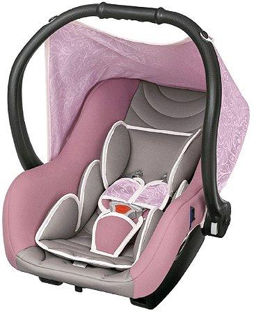 Bebê Conforto Ello Rosa (0 à 13 Kg) - Tutti Baby