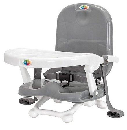 Cadeira de Alimentação Portátil Papinha (até 15 kg) - Cinza - Tutti Baby