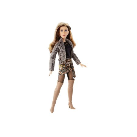 Boneca De Ação Mulher Maravilha Bárbara Minerva - Mattel