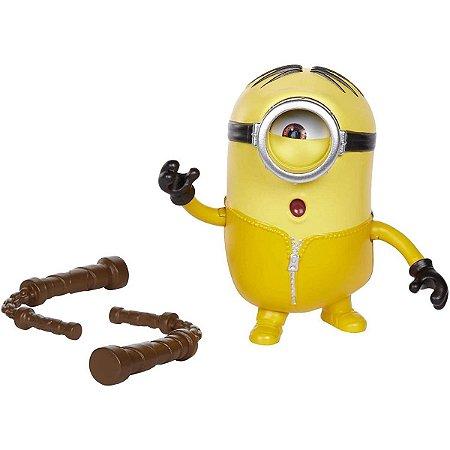 Boneco Minions Travessos Stuart GMD96 - Mattel