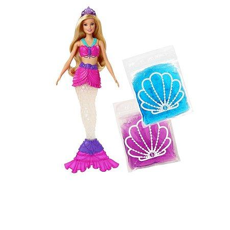 Barbie Dreamtopia (+3 anos) - Sereia com Slime - Mattel