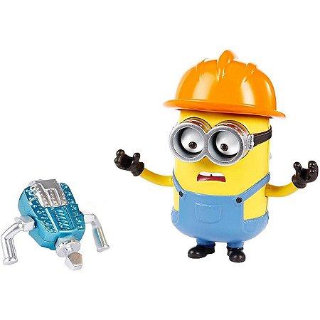 Boneco Minions Barulhentos e Bagunceiros Dave - Mattel