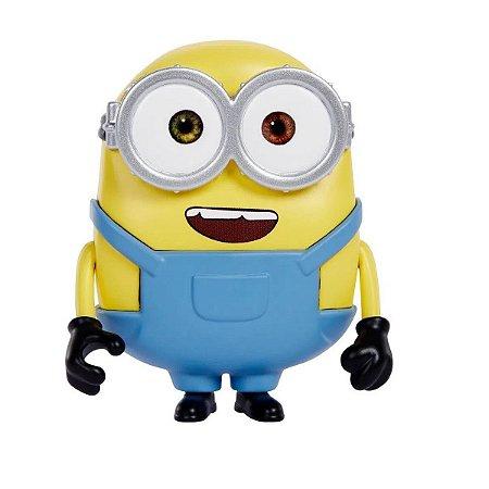 Boneco Minions Bob Filme Tamanho Pequeno - Mattel