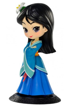 Action Figure - Princesa Mulan - Disney - Bandai Banpresto
