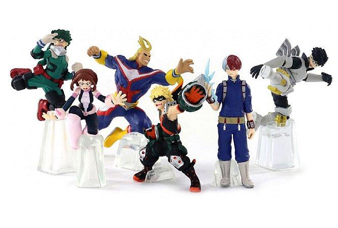 Mini-Figura Surpresa - My Hero Academy - Bandai Banpresto