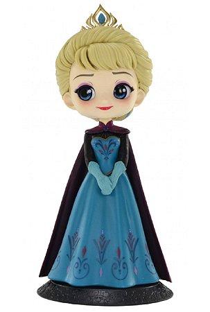 Action Figure - Elsa - Frozen - Disney - Bandai Banpresto