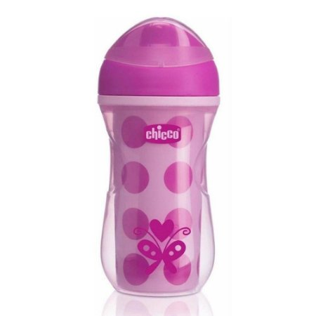 Copo Active 266ml (Cup 14M+) Rosa - Chicco