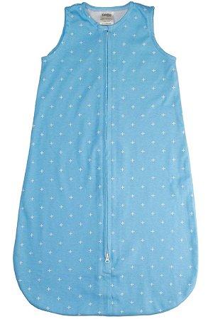 Saco de Dormir Baby Sleeping Bag Plus (+0M) - Azul - Comtac Kids