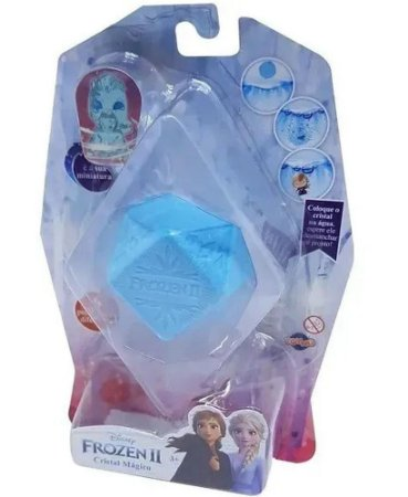 Mini-Figura Colecionável Cristal Mágico - Nokk - Frozen - Toyng
