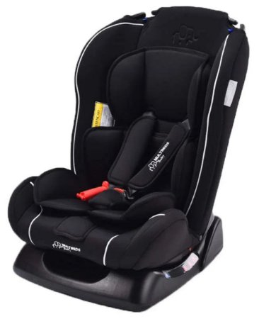 Cadeira para Carro Prius (até 25 kg) - Preto - Multikids Baby