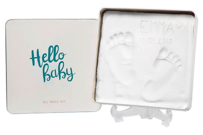 Magic Box Quadrado Art Essentials - Baby Art