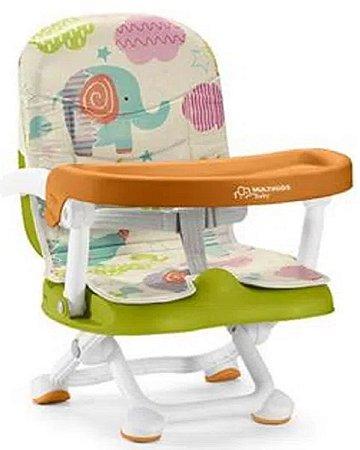 Cadeira De Alimentação Portátil Animais - Multikids Baby