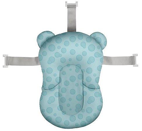 Almofada De Banho Sosseguinho (+0M) - Azul - Multikids Baby