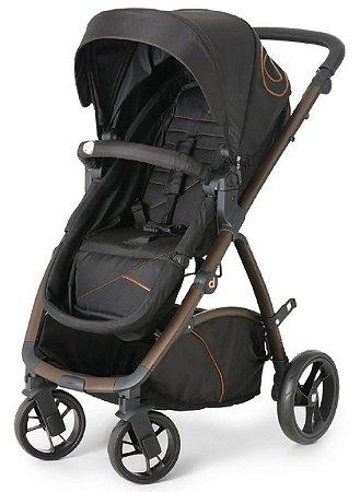 Carrinho de Bebê Maly (até 15 kg) - Black Cooper - Dzieco