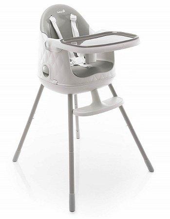 Cadeira de Alimentação Jelly (até 25 kg) - Grey - Safety 1st