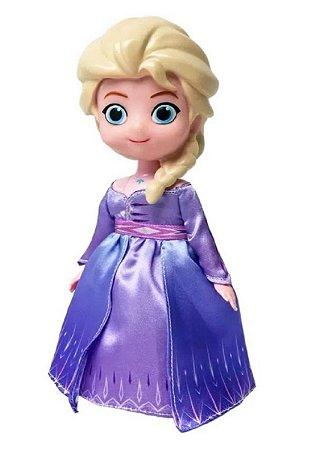 Boneca Dançarina Musical Elsa Frozen 2 - Toyng