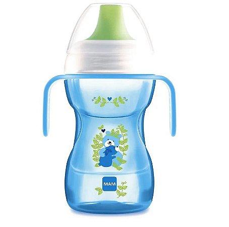 Copo Fun to Drink Cup 270ml - Azul - MAM