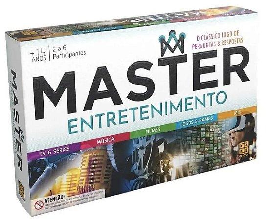 Jogo Master Entretenimento (+14 anos) - Grow