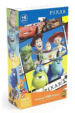 Quebra-Cabeça 150 Peças (+6 anos) - Pixar - Grow