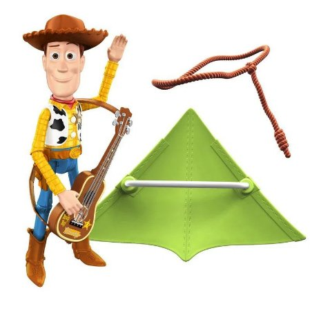 Boneco Articulável Woody - Toy Story