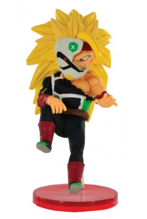 Action Figure - Bardock Xeno - Dragon Ball Heroes - Bandai Banpresto