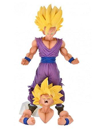 Action Figure - Gohan Super Sayajin - Dragon Ball Super - Bandai Banpresto