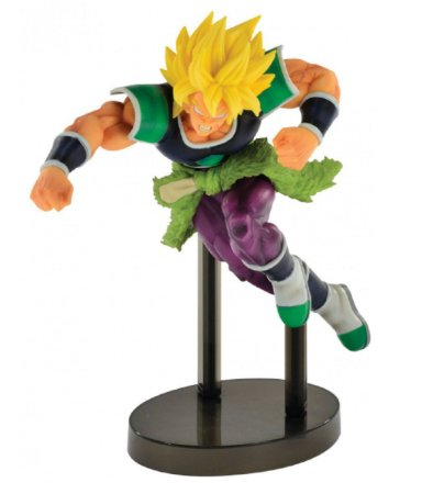 Action Figure - Broly Super Sayajin - Dragon Ball Super - Bandai Banpresto
