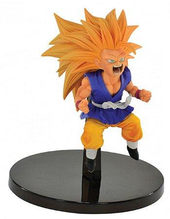 Action Figure - Son Goku Super Sayajin - Dragon Ball Super - Bandai Banpresto