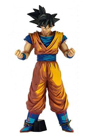 Boneco Dragon Ball Z - Goku - Bandai