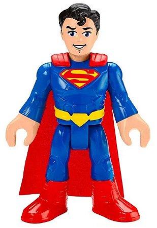 Boneco DC Super Friends Imaginext Superman - Mattel