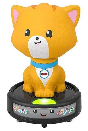 Brinquedo Interativo Gatinho Engatinha Comigo - Fisher Price