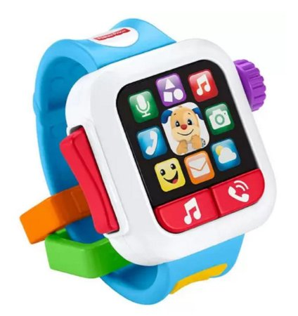 Meu Primeiro Smartwatch (+6M) - Fisher Price