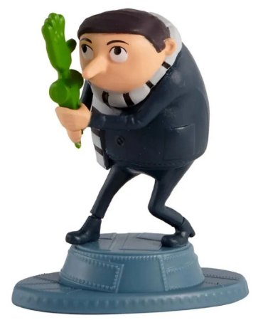 Mini-Figura - Gru - Os Minions - Disney - Mattel