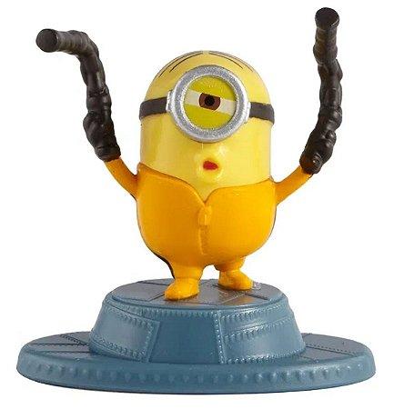 Mini-Figura - Stuart - Os Minions - Disney - Mattel