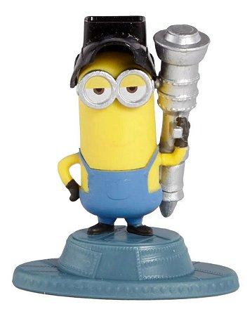 Mini-Figura - Kevin - Os Minions - Disney - Mattel