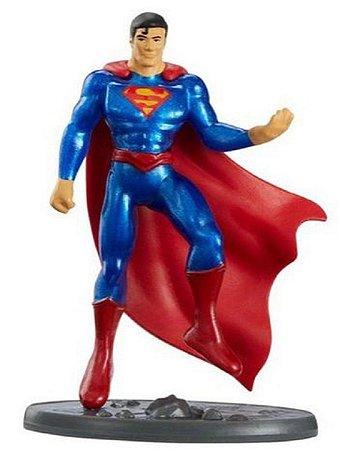 Mini-Figura - Super Homem - DC Comics - Mattel