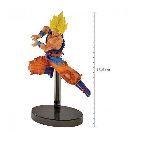 Figure Dragon Ball Super - Goku Super Sayajin - Bandai