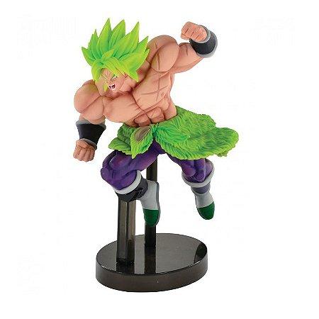 Action Figure - Broly Super Sayajin - Dragon Ball Super - Bandai Banpresto