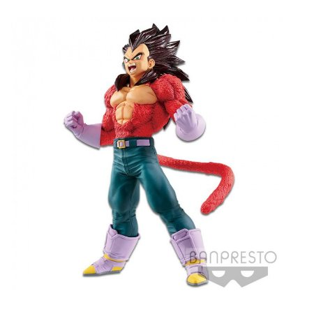 Action Figure - Vegeta Super Saiyajin - Dragon Ball - Bandai Banpresto