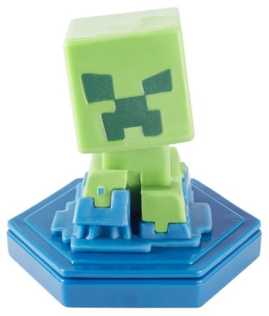 Mini-Figura - Creeper - Minecraft Earth - Mattel