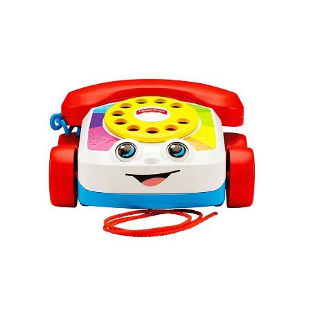 Telefone Feliz (+12M) - Fisher Price