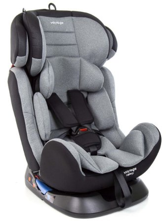 Cadeira Para Auto Legacy Cinza Mescla (0 à 36 Kg) - Voyage