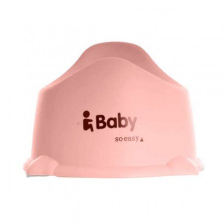 Troninho Baby com Tampa (+18M) - Rosa - Kababy